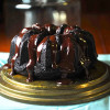 Devil's Chocolate and Ganache Cake...get happy!