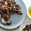 Kale and Lentil Salad with Honey- Mustard Vinaigrette