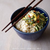 Zucchini Ginger Brown Rice Bowls