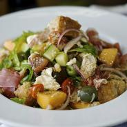 Panzanella Melon Salad