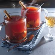 Ponche de Frutas - Warm Fruit Punch