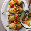 Summer Eggplant Parmigiana