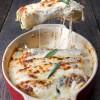 Butternut squash Cannelloni with Walnut-Sage Béchamel Sauce