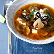 Mariana's Mexican Mushroom Soup - a.k.a. M-mmm Soup!