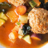 Chipotle Albondigas-Meatball Soup