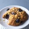 Blueberry Lemon Oatmeal Breakfast Cookies