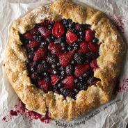 Very Berry Crostata