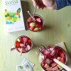 Hibiscus Mint Fruit Punch