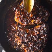 Guajillo Pork Chops