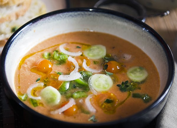 Gazpacho featured image