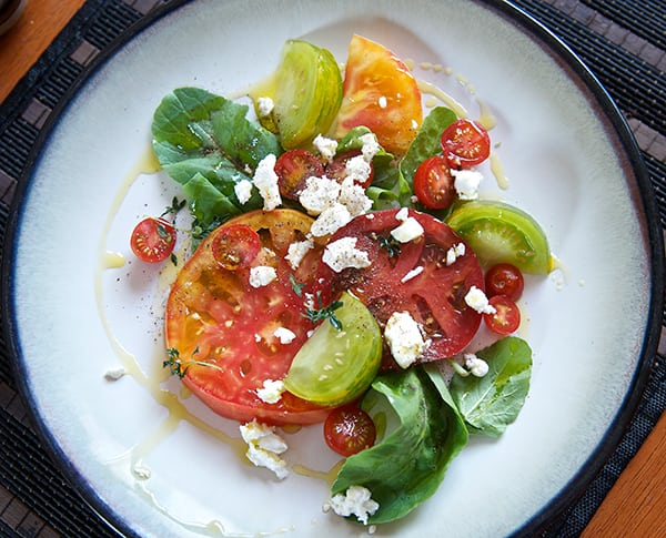 Tomatoe-Salad~-Yes-more-please
