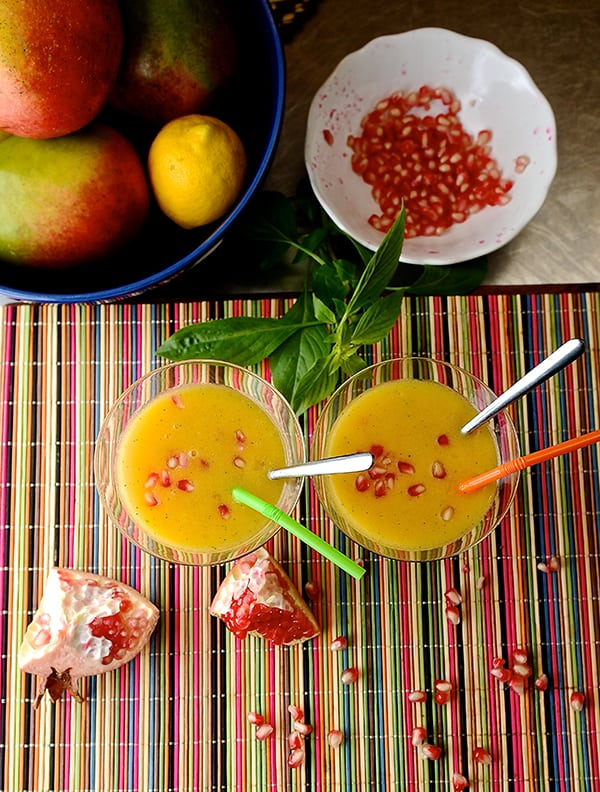Mango-Manbo~Yes, more please! best rum mango drink!