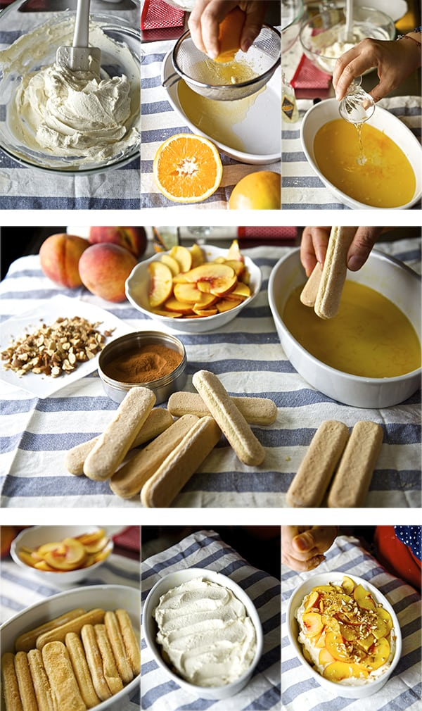Peach & Cinnamon Trifle_step by step ~ Yes, more please!
