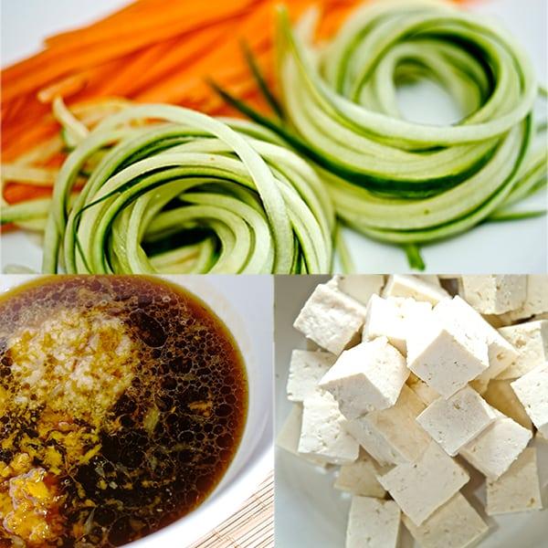 Summer Soba Noodles_ ingredients