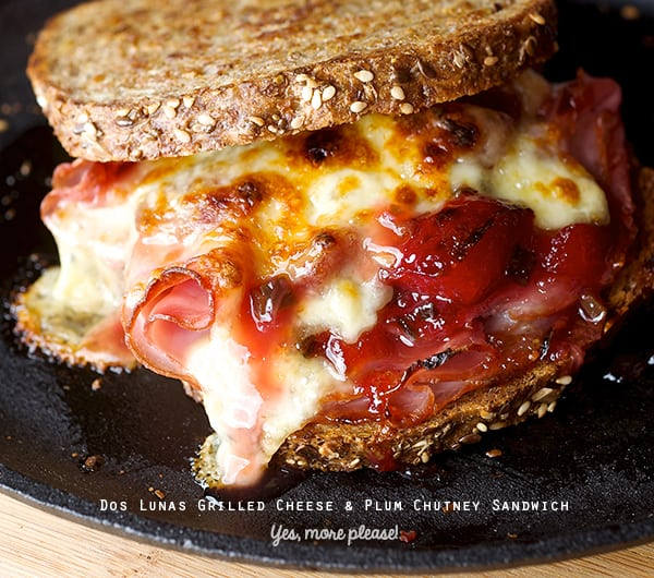 Dos-Lunas-Grilled-Cheese-&-Plum-Chutney-Sandwich_Delicious-cheese_Yes,-more-please!
