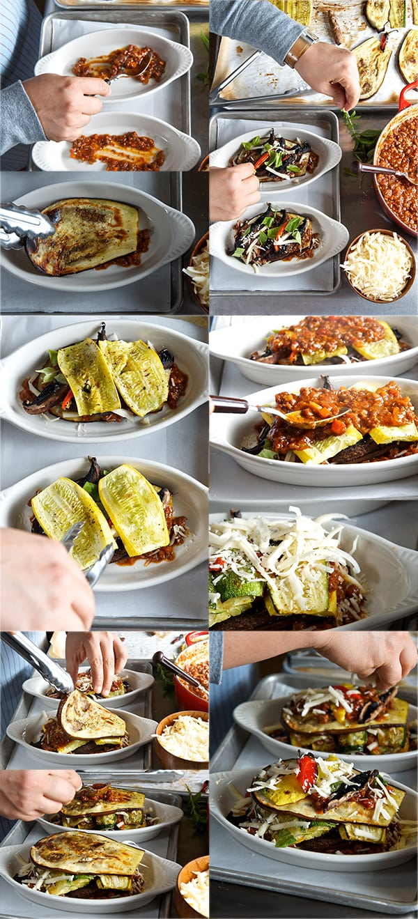 Roasted-Vegetable-&-Spicy-Bolognese-Napoleon_How-to-make-a-vegetable-napoleon