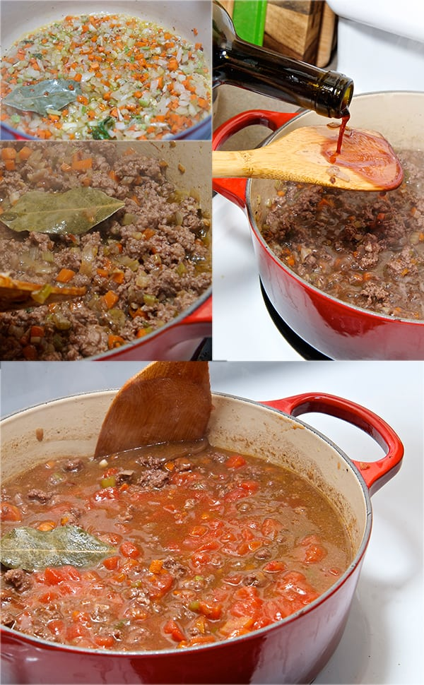 Roasted-Vegetable-&-Spicy-Bolognese-Napoleon_red-wine-bison-bolognese-
