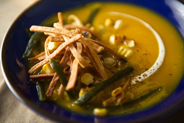 Roasted_Pumpkin-Poblano_Soup_Serving bowl