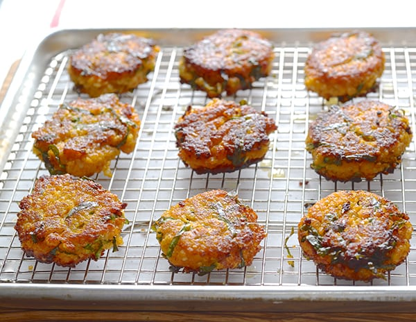 Kale-Sweetpotatoe-and-Quinoa-Fritters_-fritters-resting-on-cooling-rack