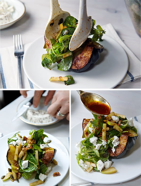 Acorn-Squash-Warm-Salad_dressing-up-the-salad!