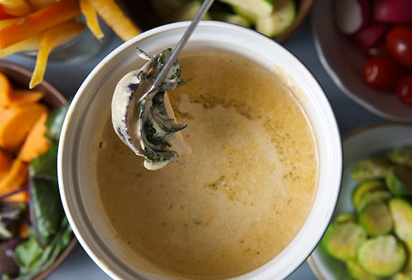 Bagna-Cauda-creamy-and-warm-dipping-sauce-for-vegetables
