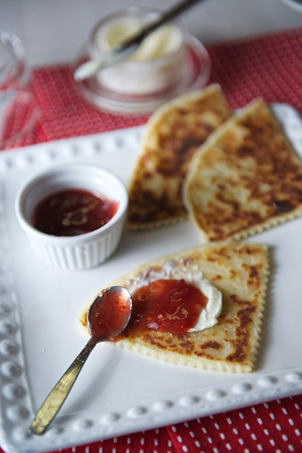 Betsy's-Scottish-Potatoe-Scones_with-strawberry-Jam-~Yes,-more-please!