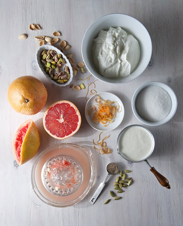 Pink-Grapefruit-and-Cardamom-Yogurt-Panacotta