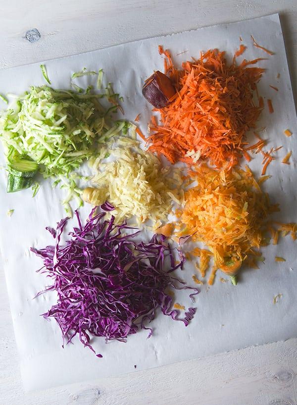 Raw-Veggie-Tostadas_shreded-veggies~Yes,-more-please!