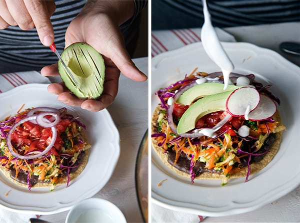 Raw-veggie-Tostadas_topings`Yes,-more-please!