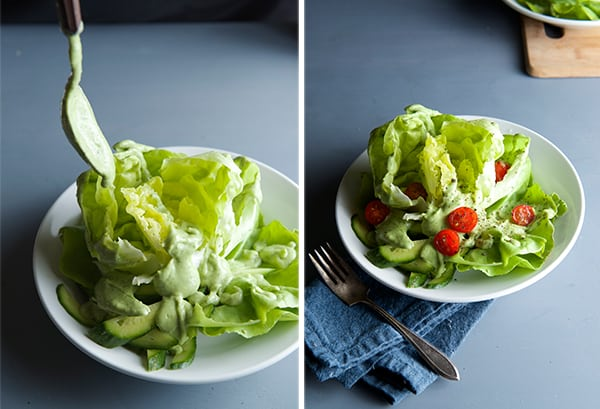 Avocado-Dressing-Boston-Lettuce-~Yes,-more-please!