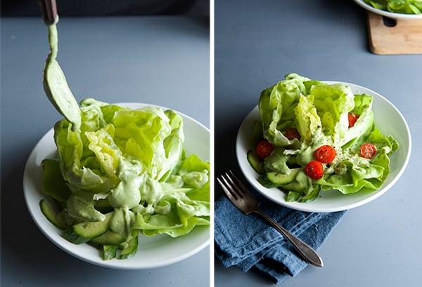 Avocado-Dressing-Boston-Lettuce-~Yes,-more-please!