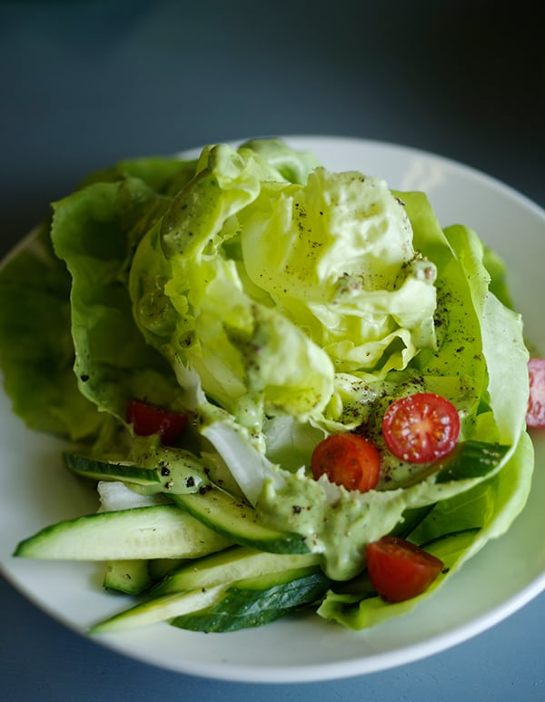 Avocado-Dressing-Boston-salad~Yes,-more-please!