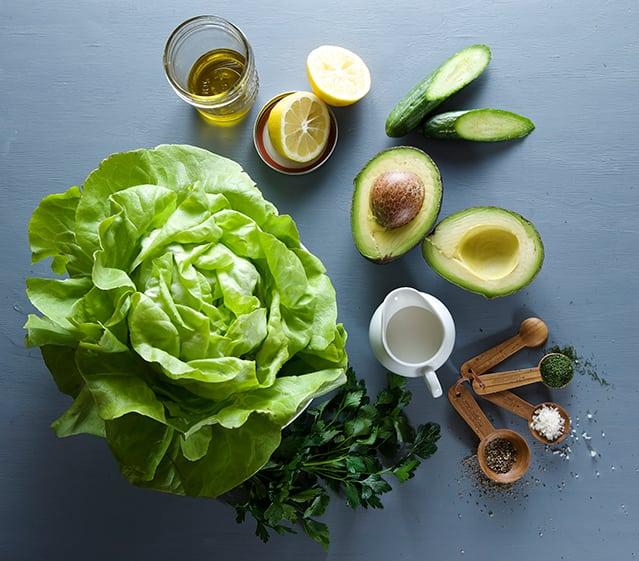 Avocado-Dressing-ingredients