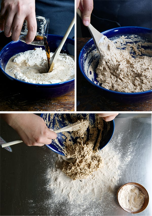 Irish-Stout-Soda-Bread_mixing-the-dough