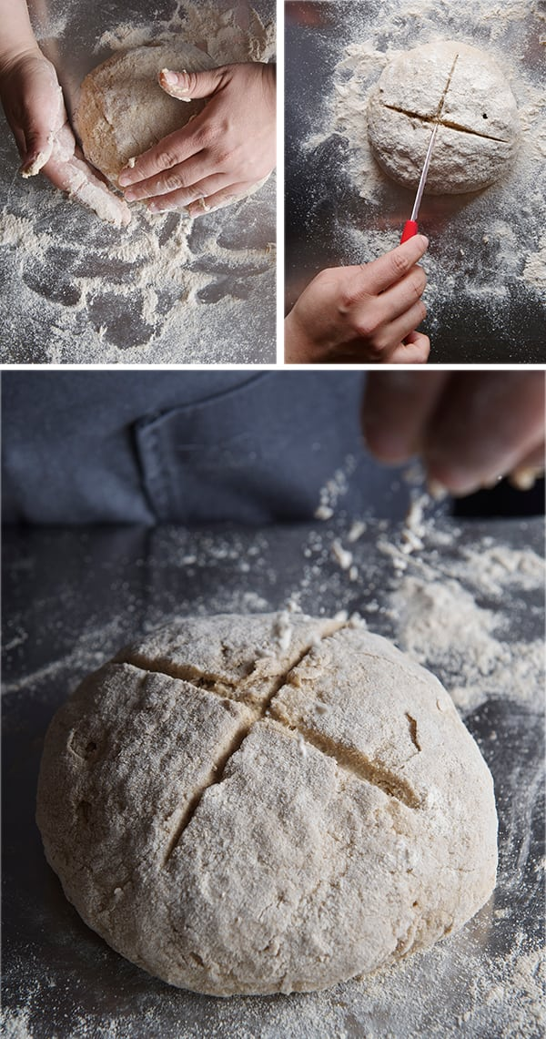 Irish-Stout-Sode-Bread_shaping
