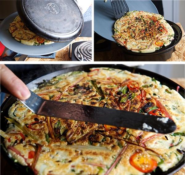 Rainbow-Chard-Korean-Pancake--flip-a-rooh