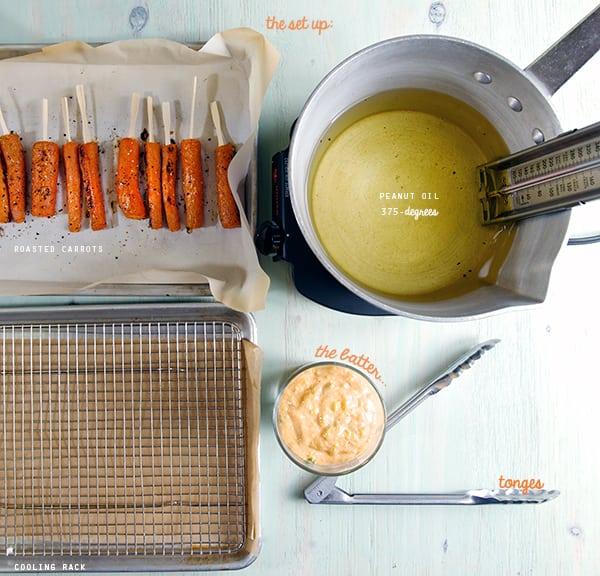 Carrot-Corn-dogs_set-up