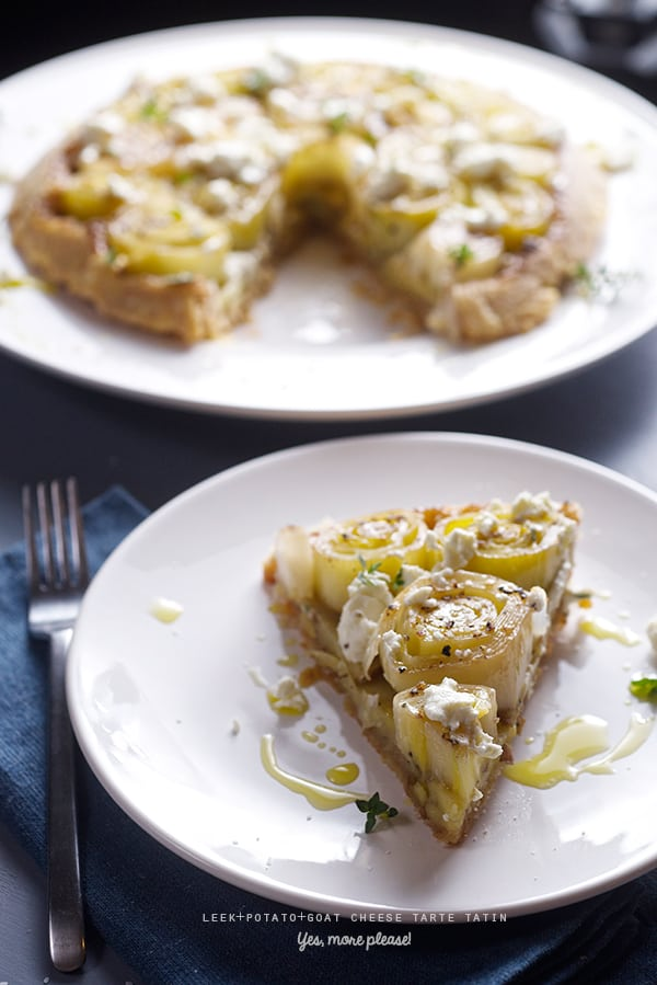 Leek-potato-goat-cheese-Tarte-tatin_slice-Yes,-more-please!