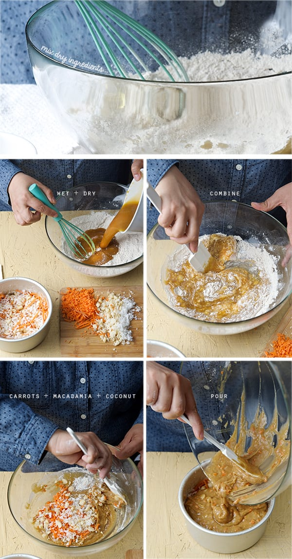 Upside-down-carrot-cake_-mix!