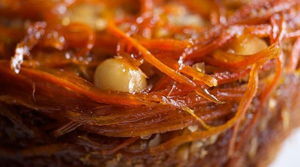 Upsidedown-Carrot-cake-caramelized-carrots
