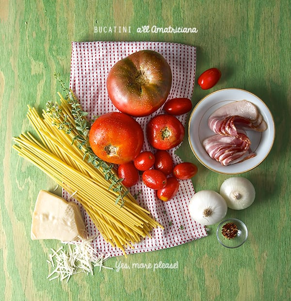 Bucatini-a'llAmatriciana_ingredients