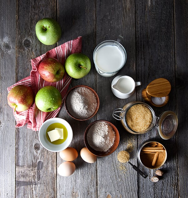 Apple-Buckwheat-Crepe-Cake_ingredients