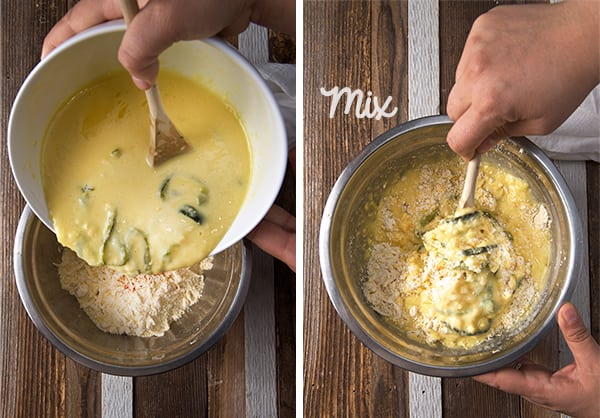 Corn-Bread-Muffins_Mixing-wet-and-Dry-ingredients