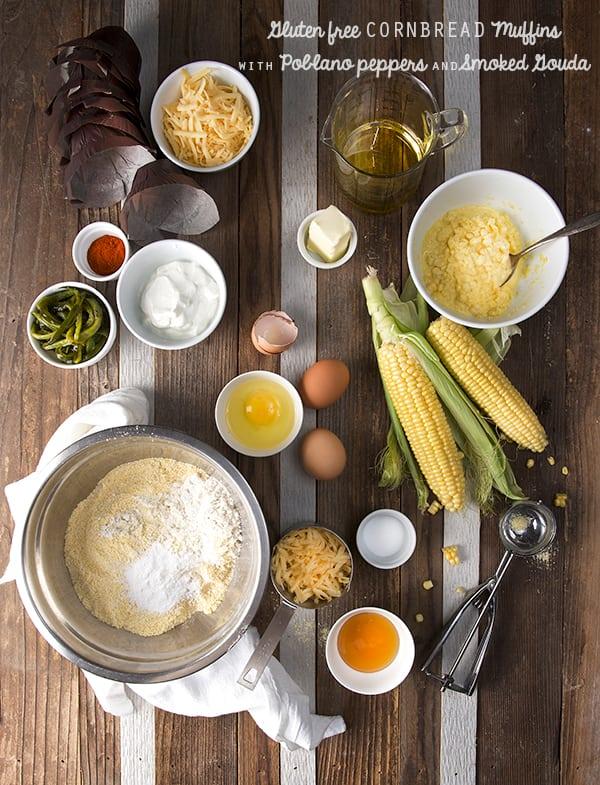 Corn-Bread-Muffins_ingredients
