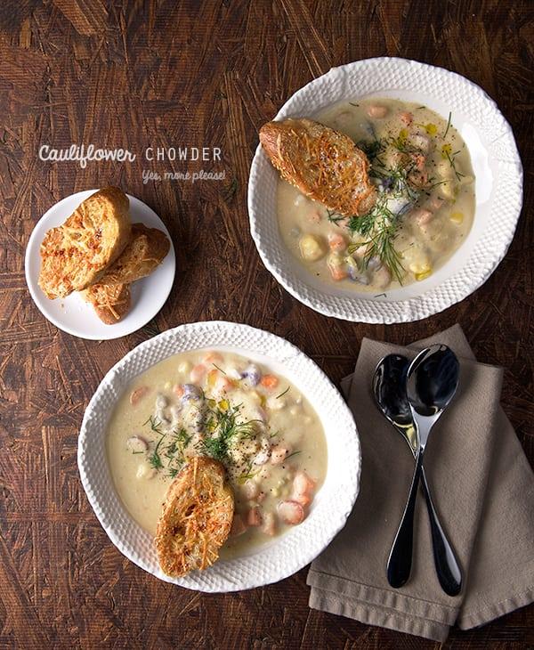Cauliflower-Chowder-Yes,-more-please!
