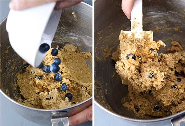 Oatmeal-Bluberry-Lemon-Breakfast-Cookies_folding-the-blueberries