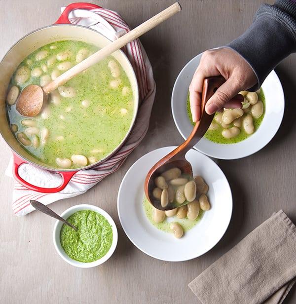 Rancho-Gordo-Corona-Beans-and-Cilantro-Pesto_ready-to-serve