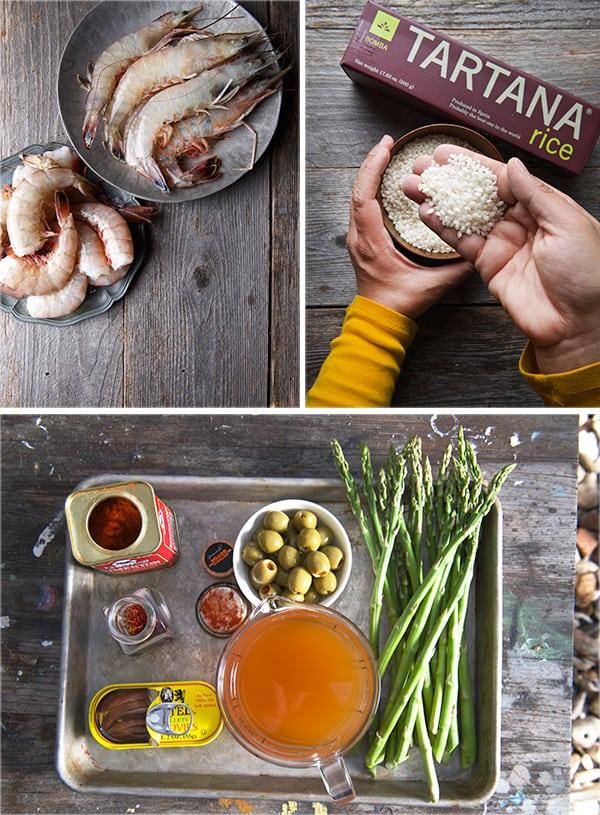 Sea-food-Paella-Valenciana_-ingredient-preparation_Yes,-more-please!