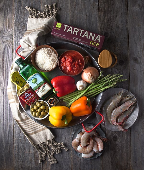 Sea-food-Paella-Valenciana_ingredients_Yes,-more-please!_california-olive-ranch