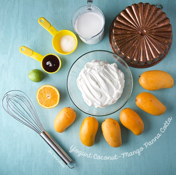Yogurt-coconut-Mango-Panna-cotta_Ingredients
